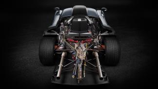 porsche 911 GT1 1997 zaga sin tapa