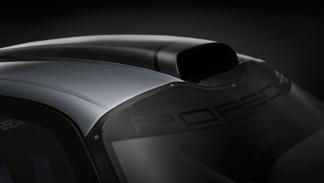 porsche 911 GT1 1997 toma de aire