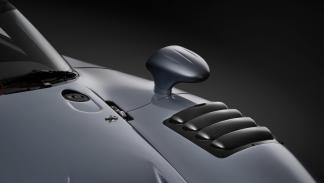 porsche 911 GT1 1997 paso de rueda