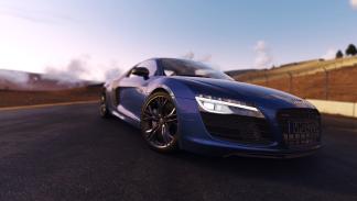 Un Audi R8, en Project Cars