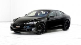 Tesla Model S P90D by Brabus