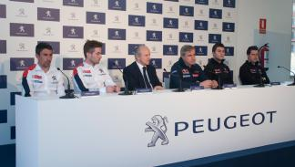 Peugeot España Racing Team