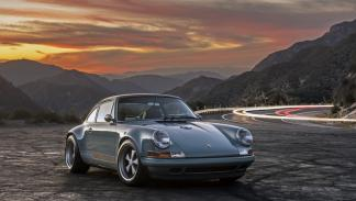 Porsche 911 de Singer Vehicle Design morro