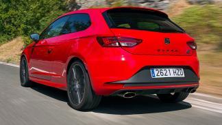 Comparativa radical: Civic Type R/Mégane RS/Leon Cupra 21