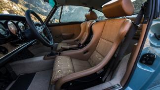 Porsche 911 Singer Florida asientos