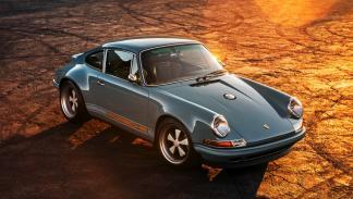Porsche 911 Singer Florida tres cuartos delanteros