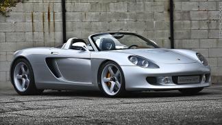 Porsche Carrera GT Prototype de 2000