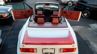 BMW 325i Cabrio E30 horrible