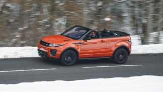 Range Rover Evoque Convertible lateral