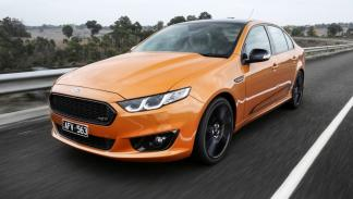 Ford Falcon Sprint dinamica