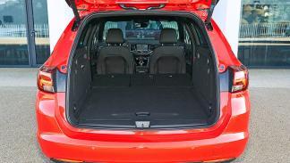 Prueba Opel Astra ST 2016 maletero