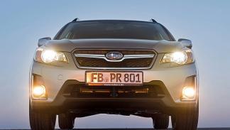Prueba: Subaru Impreza FL 2016 morro