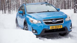 Prueba Subaru XV 2016