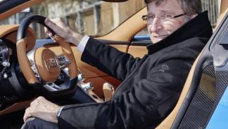 Bugatti Chiron y Parmigiani Fleurier 7