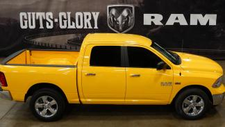 Ram 1500 Yellow Rose of Texas lateral