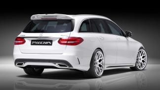 Mercedes C63 AMG by Piecha Design