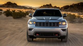Jeep Grand Cherokee Trailhawk frontal
