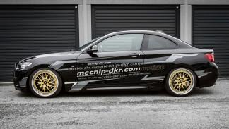 BMW 220i by mcchip-dkr lateral