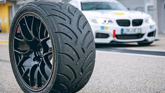 MW M235iR llantas rueda