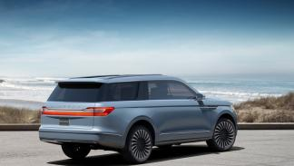 Lincoln Navigator Concept 2016 tres cuartos traseros