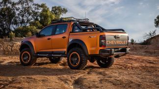 Chevrolet Colorado Xtreme zaga