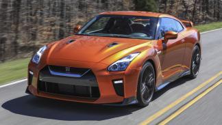 Nissan GT-R 2017 morro
