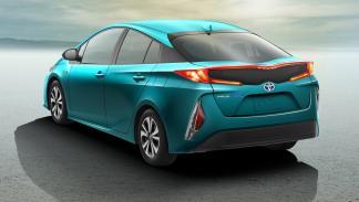 Toyota Prius Prime zaga