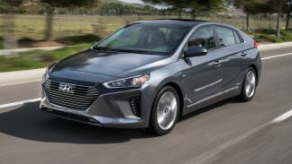 Hyundai Ioniq Salón Nueva York 2016 delantera