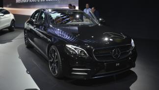 Mercedes-AMG E43 4Matic 2016 morro