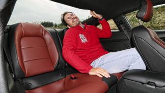 Ford Mustang asientos