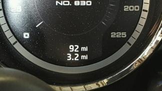 Porsche 918 Spyder accidentado km