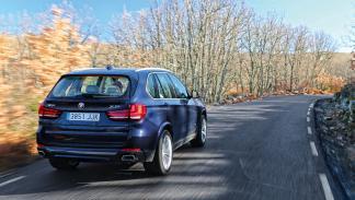 BMW-X5-eDrive-tres-cuartos-trasera