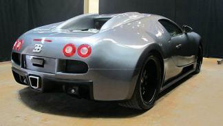 Réplica de Bugatti Veyron zaga