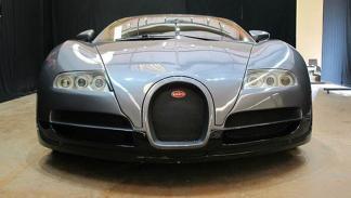 Réplica de Bugatti Veyron delantera