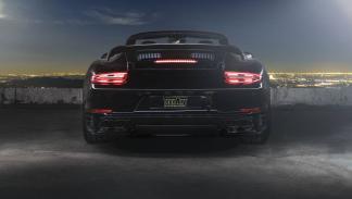 Porsche 911 Carrera y Turbo by Techart trasera