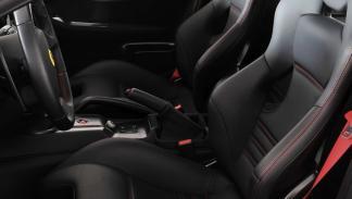 Ferrari 599 GTO usado asientos