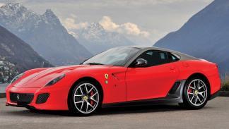 Ferrari 599 GTO usado