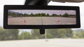 señalizaciones espejo retrovisor