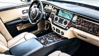 Prueba: Spofec Rolls-Royce Ghost interior