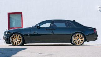 Prueba: Spofec Rolls-Royce Ghost llanta lateral