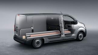 Peugeot Expert carga largo