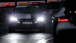 Audi RS 7 autónomo, conduce igual de bien de noche
