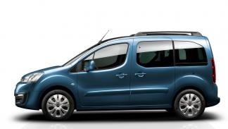 Citroën Berlingo 2015 lateral