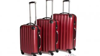 Juego de maletas en eBay