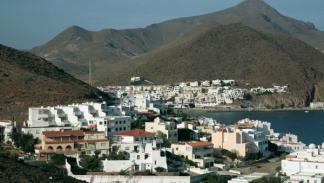 Ruta por el Parque Natural del Cabo de Gata, en Almería.