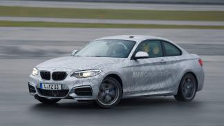 prueba en circuito el coche autónomo de BMW