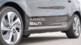 prototipos de conducción autónoma de PSA