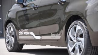 coche autónomo de PSA