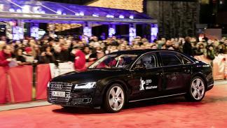 Audi autónomo Festival de Cine Berlinale 2