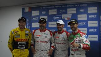 Coronel, Muller, López y Monteiro